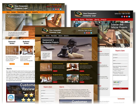 Get Your Own Website Now Local Web Marketing Service